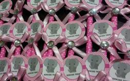 12 Baby Shower Baby Elephant pens Favors for girl