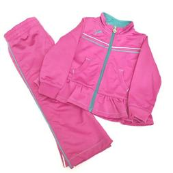 Puma 2-Piece Tracksuit Baby Girls Toddler Size 24 Months Pin