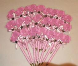 24 pcs Baby Shower Elephant pens Favors for girl