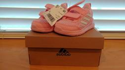 Adidas AltaRun Baby Icey Pink Sneakers Size 5K New in Box