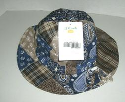 Ami & Li Toddler 24 Mo. Baby Girl Sun Hat Wide Brim Bucket B