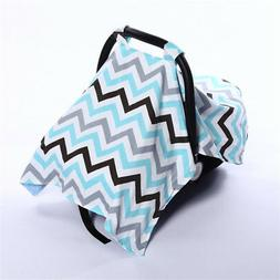 Car Seat Cover Extra Large Unisex Baby Nursing Fine Shade In