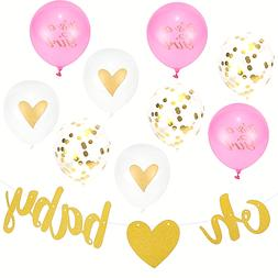Baby Girl Baby Shower Party Supplies Decorations Decor Kit B