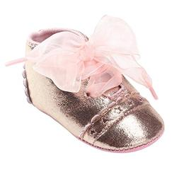 Voberry Baby Girl Boys Lace Up Sneakers Soft Soled Anti-Slip