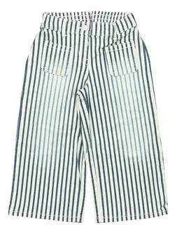 Gymboree Baby Girl Infant Clothes Size 2T White Blue Striped