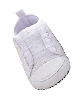 Voberry Baby Girls Toddler Lace up Sneaker Anti-Slip Boots C