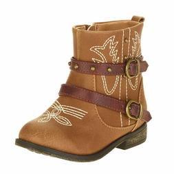 Garanimals Baby Girls' Western Boot New with Tag