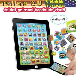 Baby Kids Earlly Learning Tablet Educational Toys Gift For G