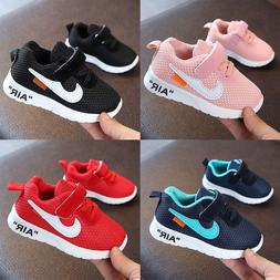Baby Toddler Boys Girls Sports Running Shoe Kids Boy Girl In