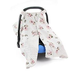 MHJY Premium Carseat Canopy Cover Nursing Cover Breathable B