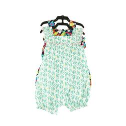 Carter's Baby Girl Sleeveless Romper 2 Pack, size 12M, Flora