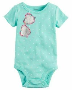 Carter's Sunglasses Baby Girl Body Suit