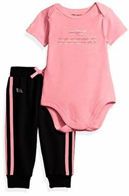 New Balance Childrens Apparel 12526216AGR109M Girls Bodysuit