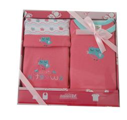 "Clothes for new born baby girl  ""3 piece gift set."" GREAT B"