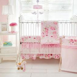 Baby Crib Bedding Sets For Girls Nursery Blanket Girl Sheet