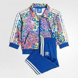 Adidas Infant Soccer Firebird Full Tracksuit Kids children J