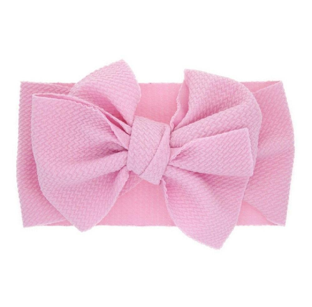 10 Pcs Baby Bow Flower Accessories