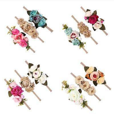 Princess Headbands Floral Crown
