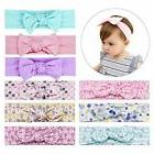 9 Pack Baby Girl Headbands  Bows Infant Headwraps Hair Acces