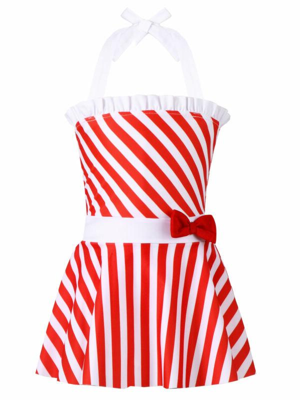 9m 4 red and white stripe toddler
