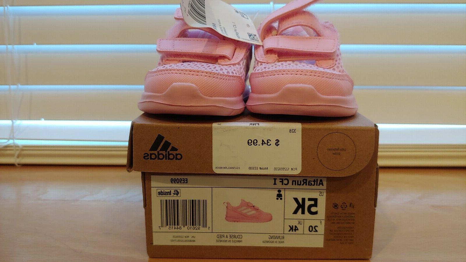 Adidas Icey Pink Size New