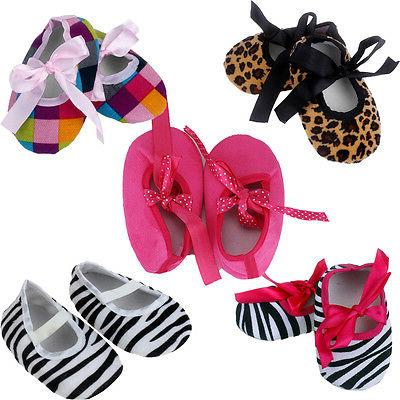 autumn kids baby girls shoes cloth bowknot