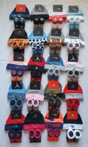 baby booties and cap gift size 0
