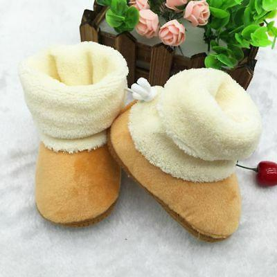 Baby Slippers Boots Warm Cotton Shoes
