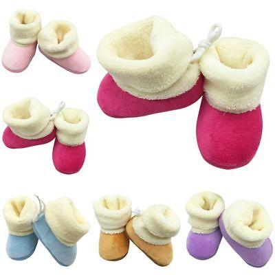 baby boys girls booties slippers infant soft
