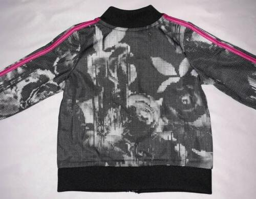 Adidas Baby Girl 6M 6 Jacket Pants Outfit NWT