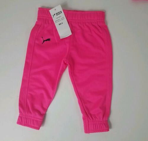 Puma Track Size Months Pink Infant New