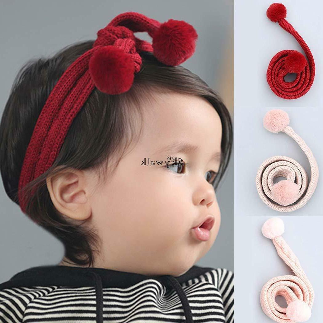 Baby Pom pom Toddler Hairband SK