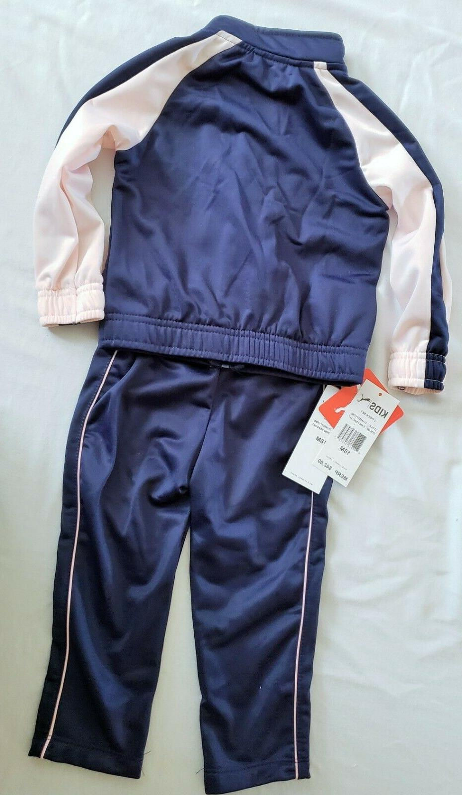 Baby Girls track suit set outfit Pants