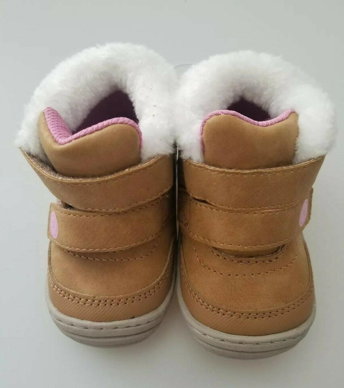 Baby Surprize by Stride Boots - Brown 3 Size Small