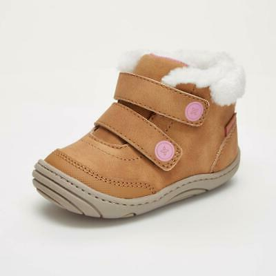 baby girls esther boots brown 3 girl