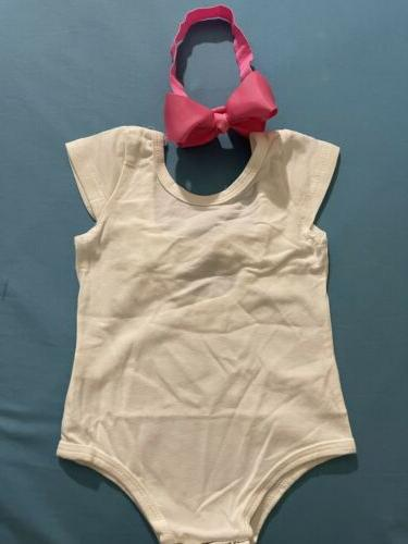 Baby Lace Photography Bodysuit