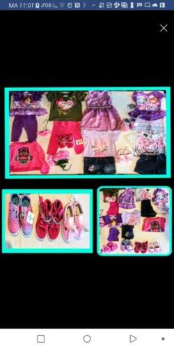 Baby Girls mos with Tags Clothing lot