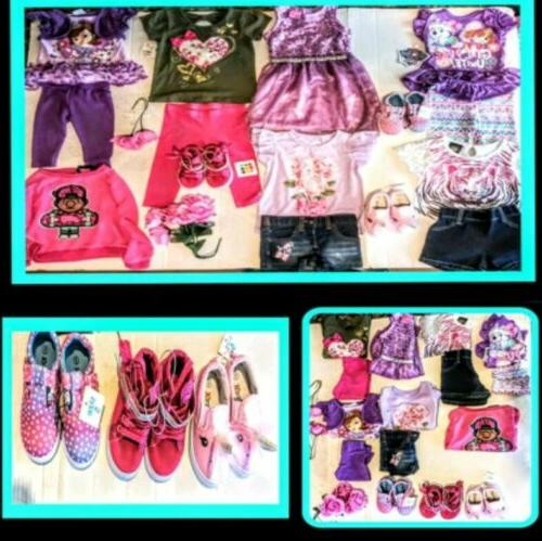baby girls size 12 18 mos 15
