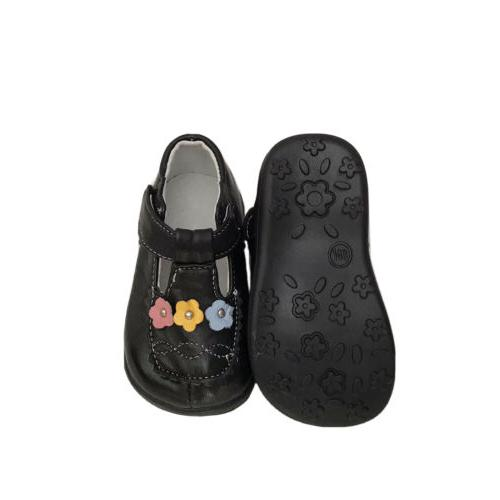 Baby Infant High-quality Sheep leather Shoes Size 3 4 5 6
