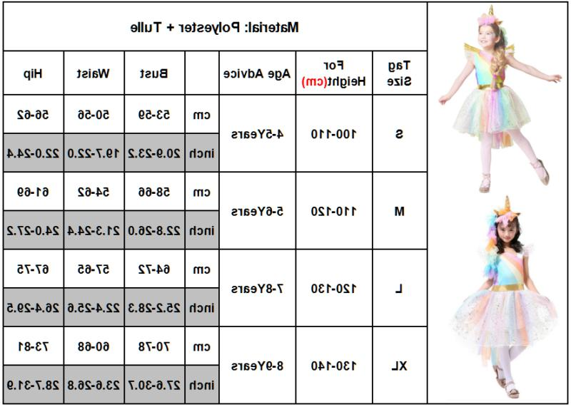 Baby Kids Party Cosplay Tutu Dress +