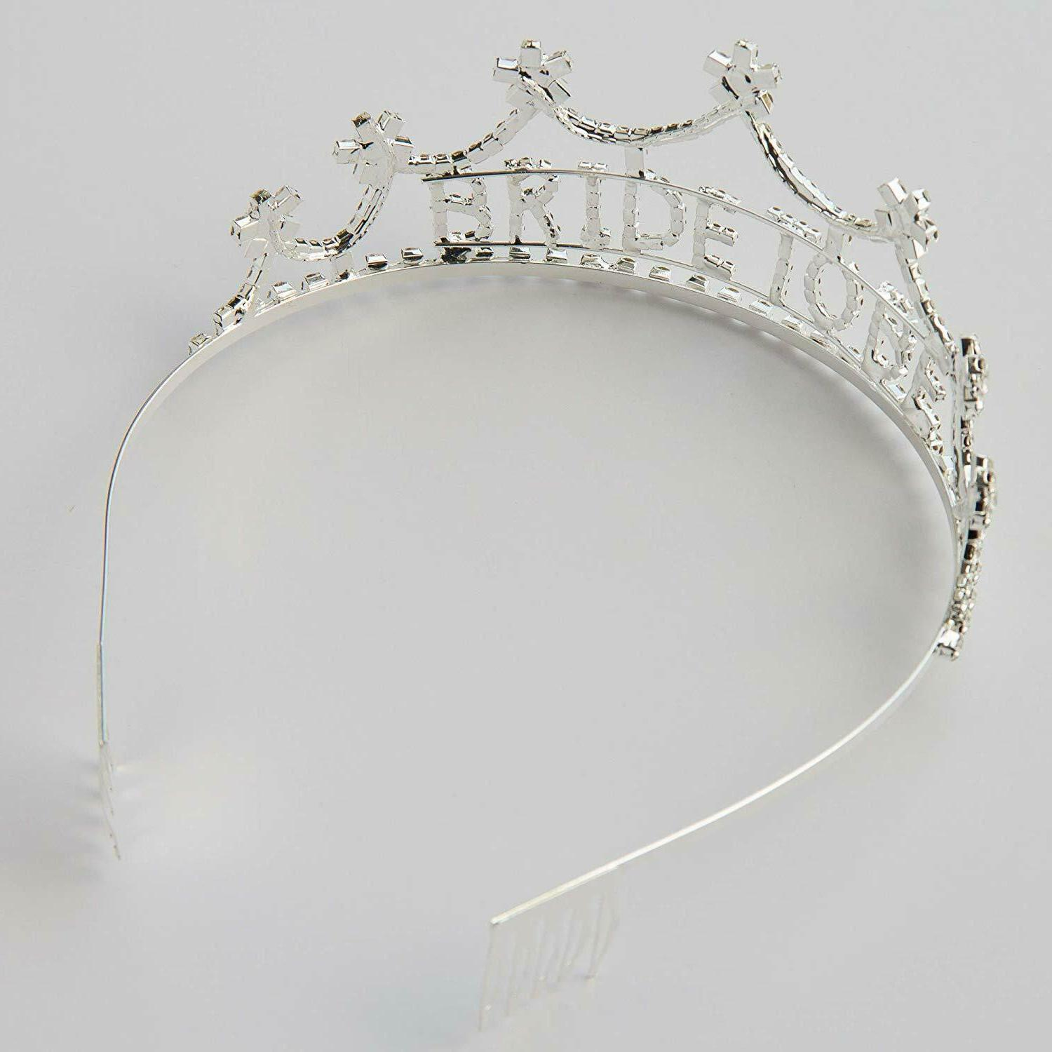 Birthday Crown Silver