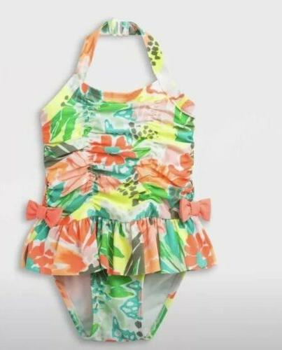 cat and jack baby girl ruffle convenient