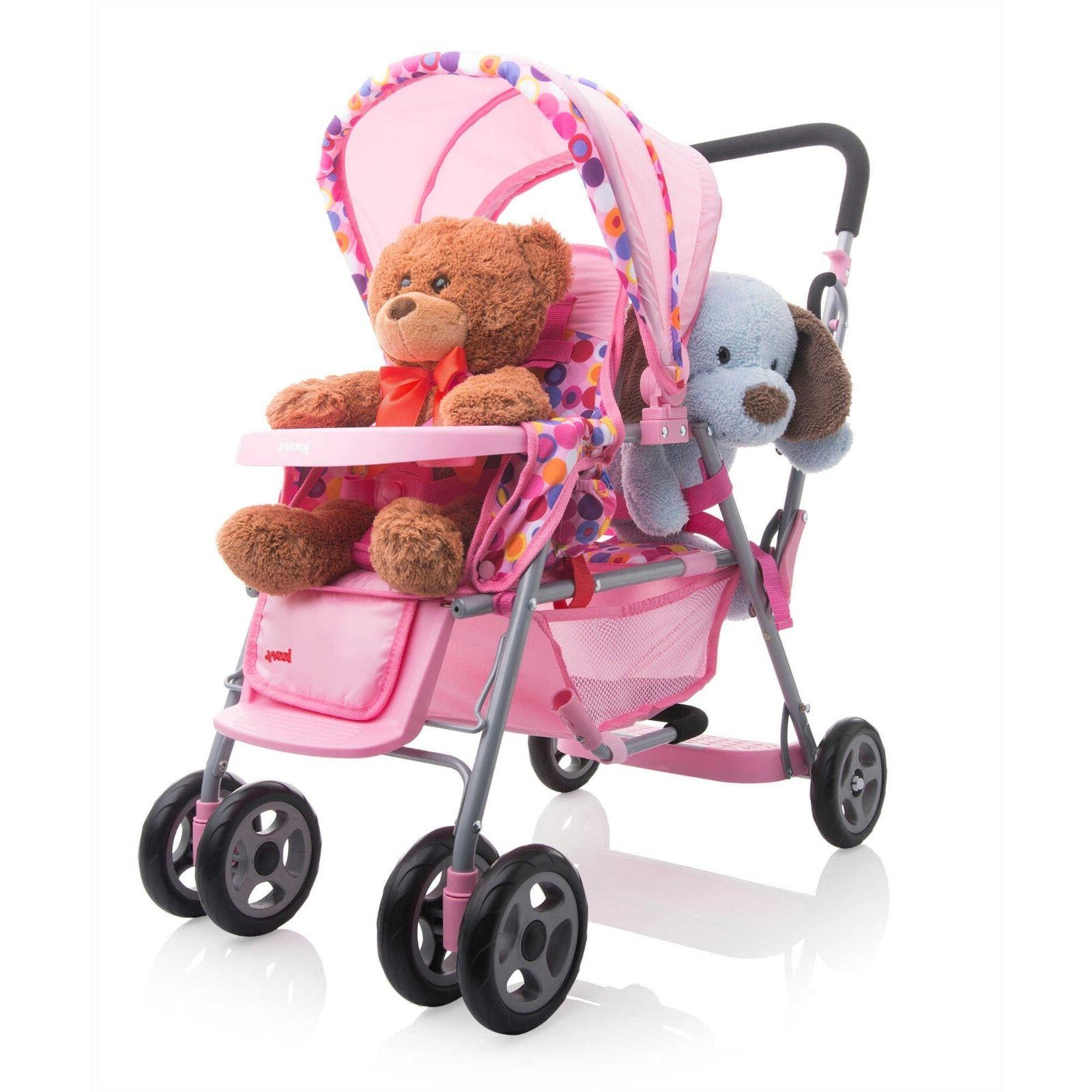 Joovy Doll Stroller Kid Pretend Accessory