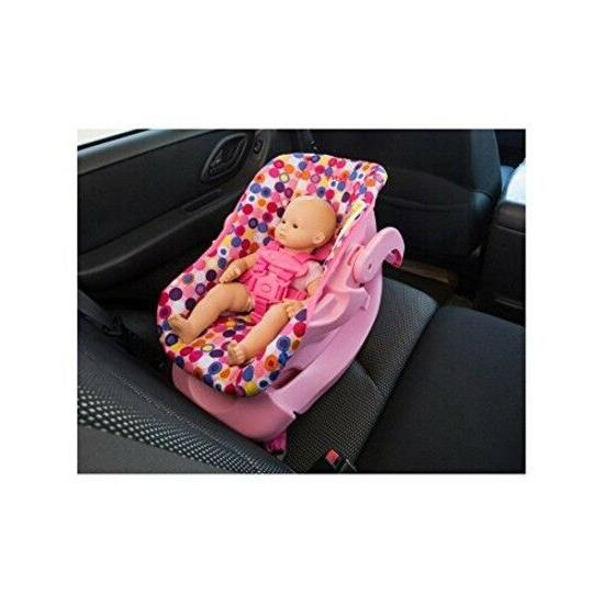 Joovy Toy Car Seat 5-point To