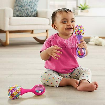 Fisher-Price Rattle Maracas,
