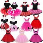 girl baby toddler minnie mouse outfits party