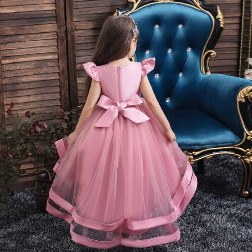 Girls Dress Baby Kids Party Princess