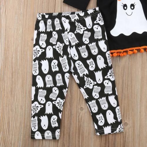 Halloween Boutique Baby Tops Pants Legging Clothes