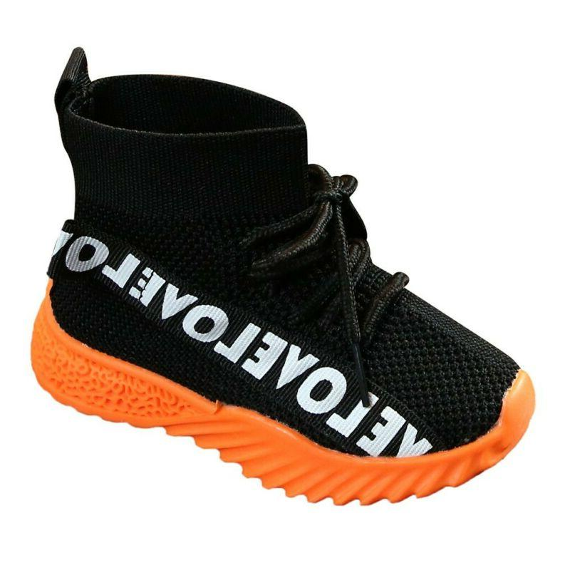 Kids Boys Girl Sport Shoes US