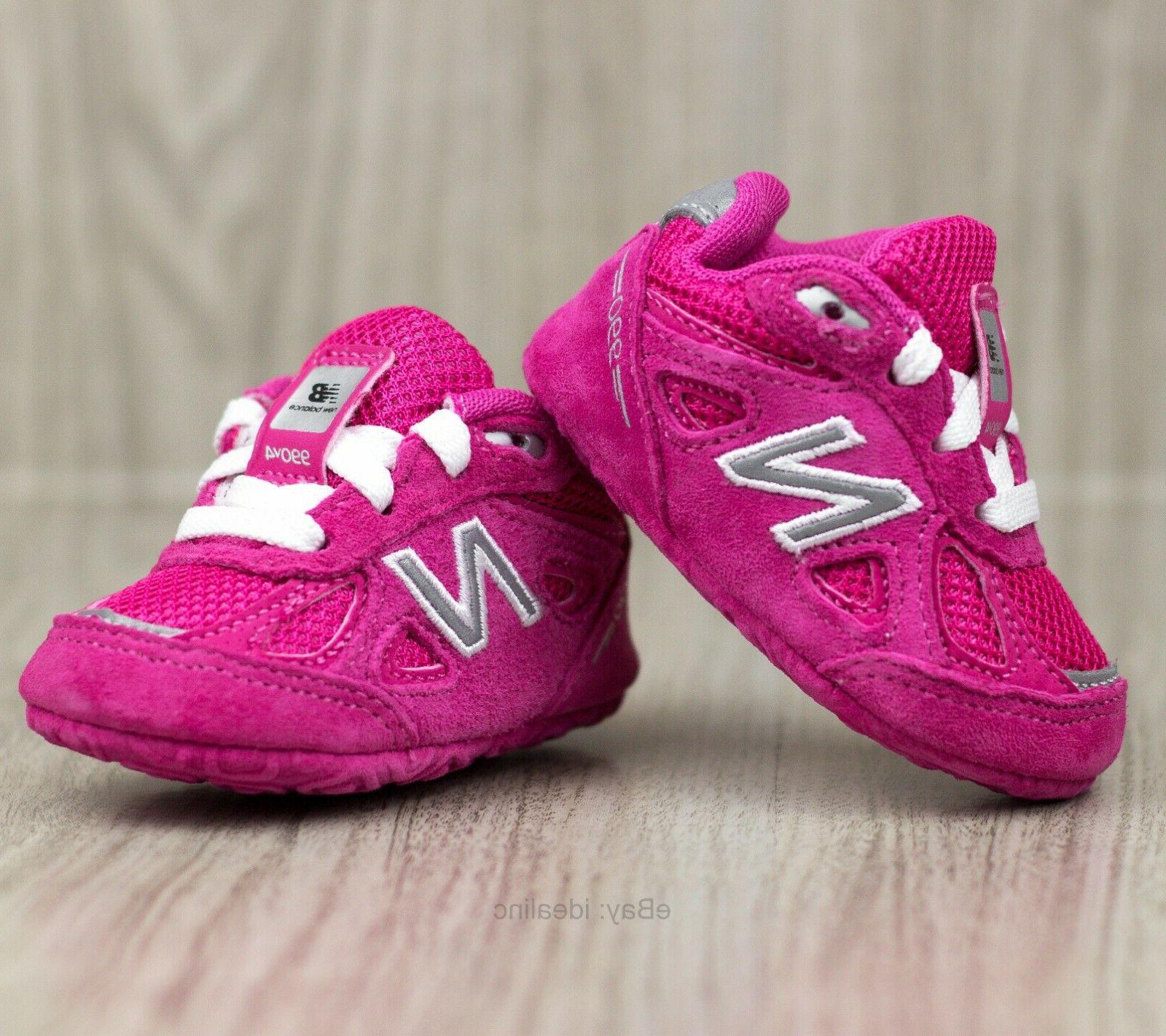 New Balance KV990 Infant Girls Synthetic Athletic